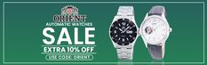 Orient Watch, Automatic Watch, Coupon Codes, Coding, Watches, Clocks, Clock, Programming