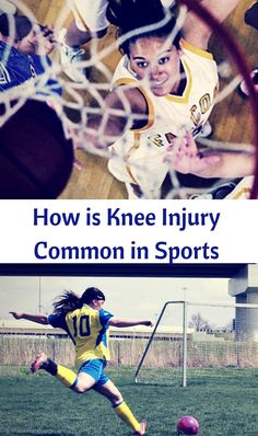 How is Knee Injury Common in Sports? Anterior Cruciate Ligament, Knee Injury, Health Tips, Baseball Cards, Sports, Hs Sports, Sport, Healthy Lifestyle Tips