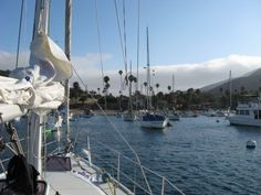 Isthmus Two Harbors Catalina Island CA.-Taken by Phil Coward Two Harbors Catalina, Weekends Away, Long Beach, Sailing Ships, Paths, Coast, Island, Vacation, World