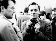Max Hetzler, Martin Kippenberger, 1984. Foto: Wilhelm Schürmann