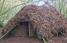 Wilderness Survival Skills and Bushcraft Antics: Building A Long Term Shelter part 2: