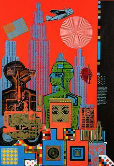 Eduardo Paolozzi's gifts as a collagist have been neglected by the worlds of both art and design.