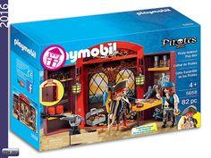 PLAYMOBIL 5658 Play Box - Pirates