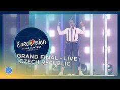 Mikolas Josef - Lie To Me - Czech Republic - LIVE - Grand Final - Eurovision 2018 - YouTube