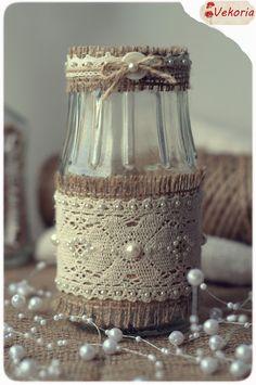 decoração Vekoria.Handmade para casa: castiçais