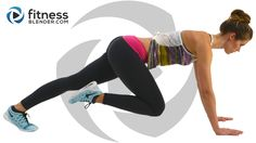 No equipment cardio workout. 25 min. level 3