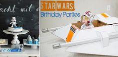 Star Wars Birthday Parties