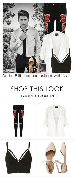 """""""Billboard photoshoot with Niall"""" by majerimia ❤ liked on Polyvore featuring WearAll, River Island, T By Alexander Wang, Gap and Ted Baker"""
