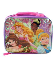 Take a look at this Pink Princess Lunch Bag by Disney!  #princess #lunchbag  http://www.zulily.com/invite/Zulily20Store