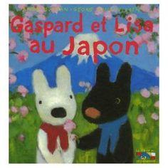 Gaspard et Lisa au Japon