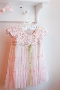Cute Pink Baby Dress