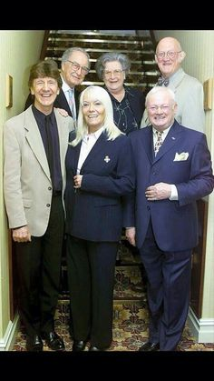 Are you being served. Reunion picture.