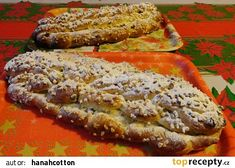 Dědova vánočka recept - TopRecepty.cz Russian Recipes, Meatloaf, Sweet Recipes, Sweet Tooth, French Toast, Bread, Chicken, Cooking, Breakfast