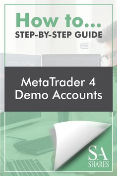 MetaTrader4 Demo Account – Step by Step Guide!   Our team of professional forex brokers' honest opinion. #Broker #Trade #Forex #Review User Guide, Forex Trading, Accounting, Business Accounting, Manual