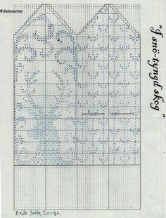 Knitting patterns, knitting designs, knitting for beginners. Knitted Mittens Pattern, Knit Mittens, Knitted Gloves, Knitting Charts, Baby Knitting Patterns, Lace Knitting, Norwegian Knitting, Chart Design, Fair Isle Knitting