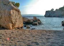 #Marusici are small village full with beautiful and hidden beaches http://www.omisriviera.com/marusici.php