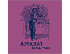 Black Water by Apparat, an artist out of Germany that is for anyone that likes the rhythms of Four Tet and Burial.