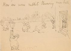 Letter from Beatrix Potter to Noel Moore, 1895