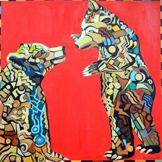 Jude Bischoff Modern Animals Modern Cubs