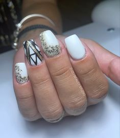 White Nails, Passion, Beauty, White Nail Beds, White Nail, Beauty Illustration