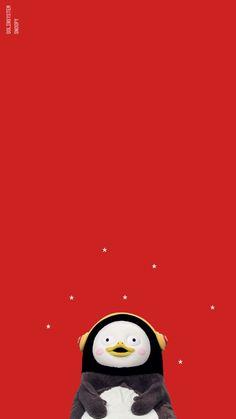 더 많은 배경화면은 (주)솔인시스템 네이버 공식 블로그에서 확인하실 수 있습니다 :) Penguins, Iphone Wallpaper, Snoopy, Pets, Character, Design, Background Images, Cellphone Wallpaper, Penguin