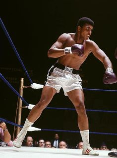 Muhammad Ali -Get rid of acne and blemishes fast at theacnecode.com