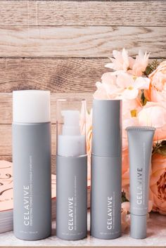 Celavive skincare products, the future of skincare arrives February Usana Vitamins, Lotion Tonique, Exfoliant, Younger Looking Skin, Nutritional Supplements, Healthy Skin, Collagen, Body Care, Health And Wellness