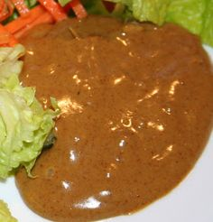 "Budget Paleo...Made Easy: Thai Faux ""Peanut Sauce"""