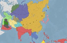 Fantasy Map Generator, Imaginary Maps, Country Maps, Multiple Images, Alternate History, Fictional World, Genre, Still Image, 19th Century