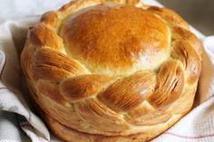 Cesnica (Serbian Christmas Bread)