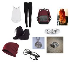 """""""Day"""" by ashlee-borst on Polyvore featuring Rebecca Minkoff and Victoria's Secret"""