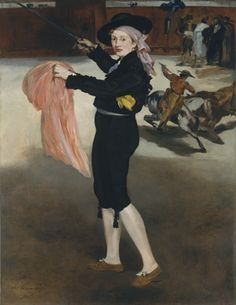 Manet—Critics and Champions: Lesson Plan | Exercise students' sensory and descriptive powers in the Museum or the classroom with an imaginative activity and viewing questions focused on a painting by Édouard Manet. Examine the ways artists are inspired by the past and help students understand the context of Manet's career. #Teachers #Education #K12