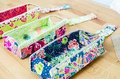 Tutorial and pattern: Zola zipper pen case