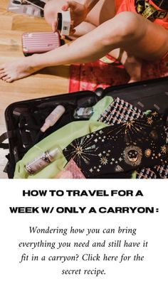 Yes, you can have your cake and eat it too, it all fits. Travel Advice, Travel Tips, Travel Hacks, Travel Ideas, Travel Inspiration, Fashion Bloggers, Fashion Hacks, Fashion Tips, Smart Packing