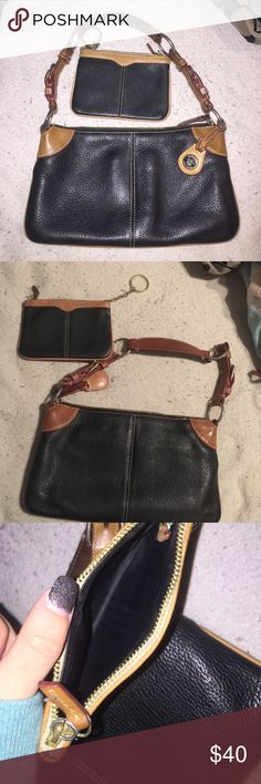 Beautiful Dooney and Bourke purse and wallet Matching purse and wallet amazing condition, buy soon for you or a late Christmas present for someone! Dooney & Bourke Bags