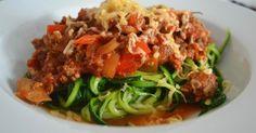 Weet wat je eet... Een heerlijke, verse pastasaus zonder gebruik van pakjes, zakjes en mixen!