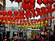 China Town, London Mercer Street, London Travel, Days Out, London England, United Kingdom, Lanterns, China, Soho, Wales