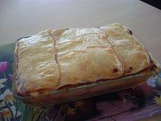 Lasagnes au jambon et raclette