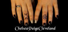 Want a tattoo or piercing in Vegas? Call or text me at 702-637-6726 #TattooArtist #Tattooist #TattooShop #TattooParlor #TattooStudio #LasVegas #FingerTattoos #GoddessMoons #Pentagram #GoddessMoonsTattoo #PentagramTattoo #Wiccan