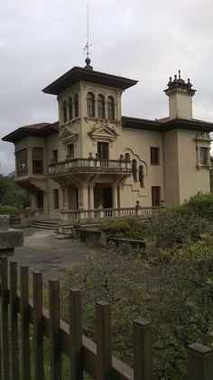 Preciosa casa en Viveiro Lugo en España.