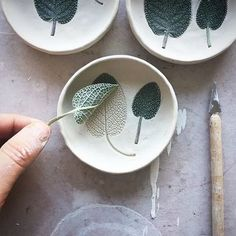 "3,724 Likes, 66 Comments - Handmade Loves (@handmadeloves) on Instagram: ""Ooohhh. So that's how she does it! We love process photos. Clay master: @kanimblaclay. Etsy shop:…"""