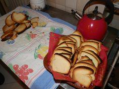 La Video Ricetta delle fette biscottate fatta da uno dei fan di VivaLaFocaccia.