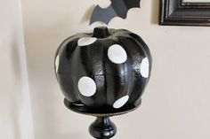 No Carve Pumpkin Ideas - Find it, Make it, Love it. Easy, inexpensive, and fun!