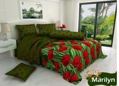 SpreiMaster: Sprei & Bed Cover Santika Marilyn Call / sms 085228181942
