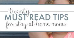I'm thrilled to be sharing these amazing resources for stay at home moms. Because when I left my job, I wanted to find great posts (that were all in one place) which talked about how to make staying home with my kids work – financially, emotionally, and otherwise. Whether you're trying to make the decision to stay home …