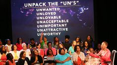 """Relationship expert Iyanla Vanzant says daddyless daughters have a """"treasure chest of 'uns'""""—feeling unwanted, unloved and so on. Find out why Iyanla says every daddyless daughter needs to unpack her """"uns"""" and redefine the story she believes about her life.  Read more: http://www.oprah.com/oprahs-lifeclass/The-7-Uns-of-Daddyless-Daughters-Video#ixzz2ZjKG9IVk"""