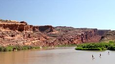 Field Notes: Paddling the Colorado near Moab, Utah - SUP Magazine