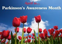 April is Parkinson's awareness month. Love for my amazing dad! ❤️