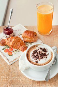 Healthy Breakfast Menu, Breakfast Time, Good Morning Coffee, Food Goals, Cafe Food, Aesthetic Food, Barista, Organic Recipes, Food Photography