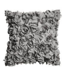 Cushion Cover with Flowers | Gray | Home | H&M US